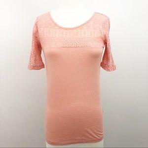 J. Crew Lace Shirt Size XS